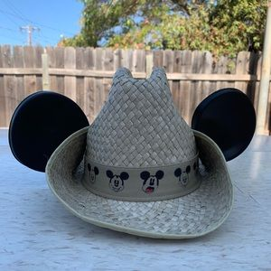 Disney Mickey Straw Hat
